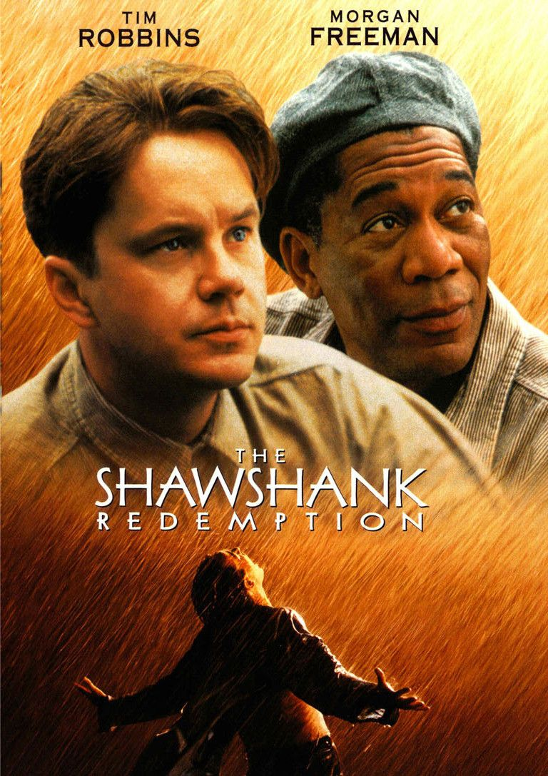 the shawshank redemption | movies : all time list | pinterest
