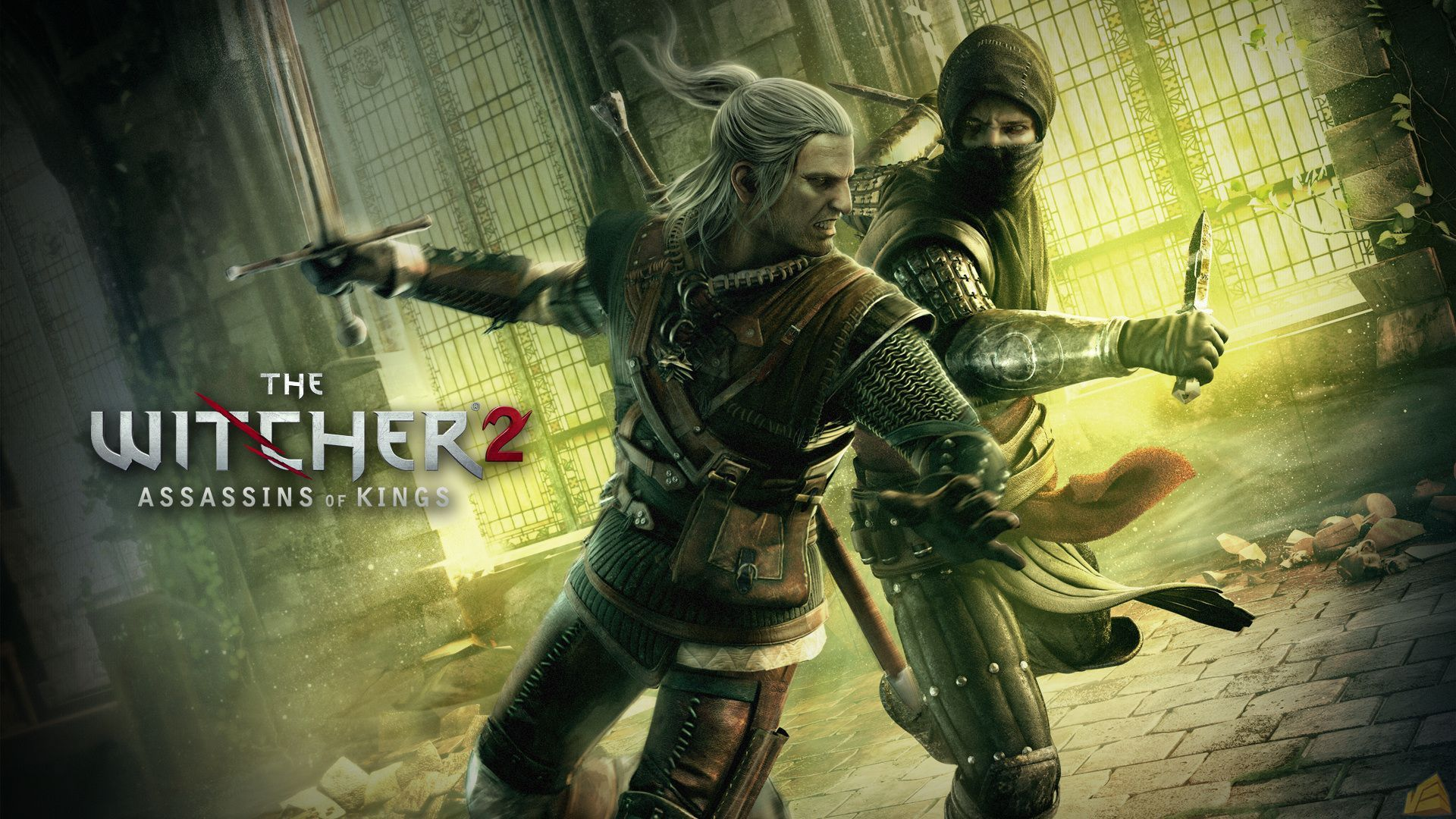 the witcher 2 wallpaper HD