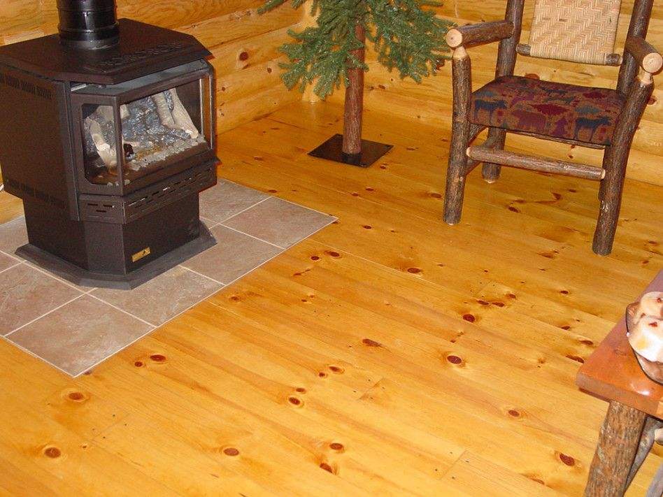 Rustic Wood Laminate Flooring, Knotty Pine Laminate Flooring