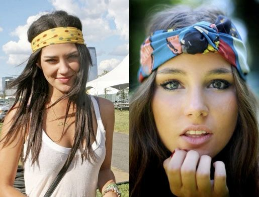 How To Wear A Bandana In Summer