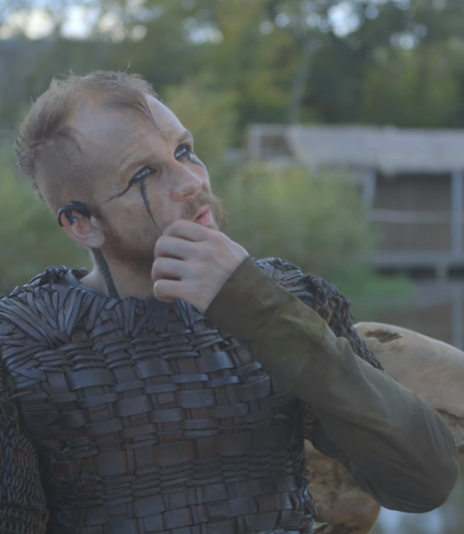Gustaf Skarsgard Floki Vikings