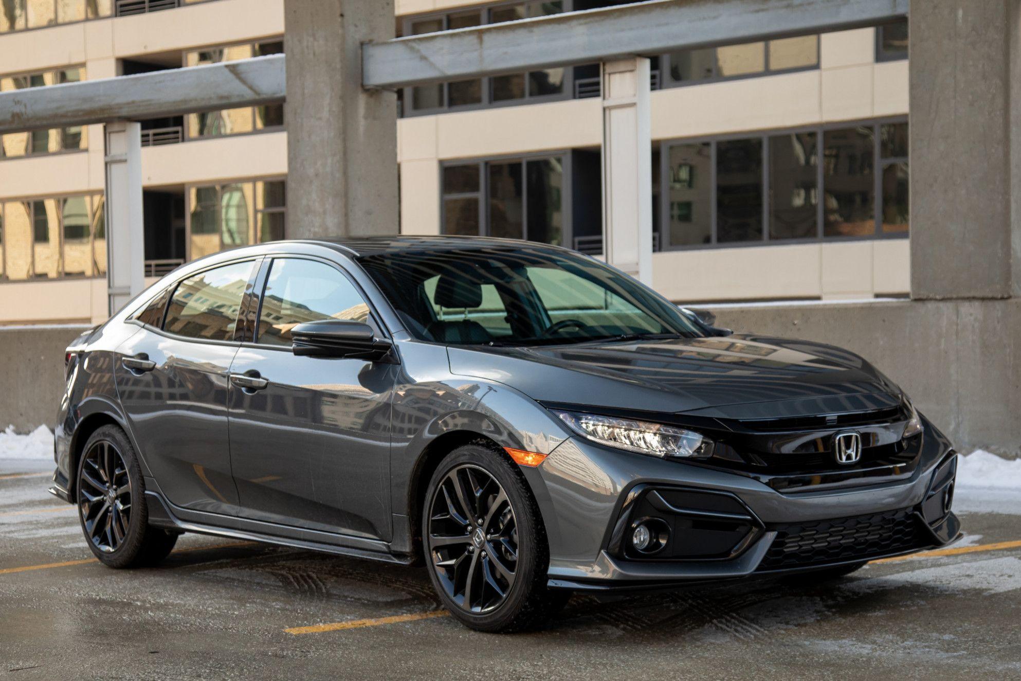 2020 Honda Civic in 2020 Honda civic hatchback, Civic