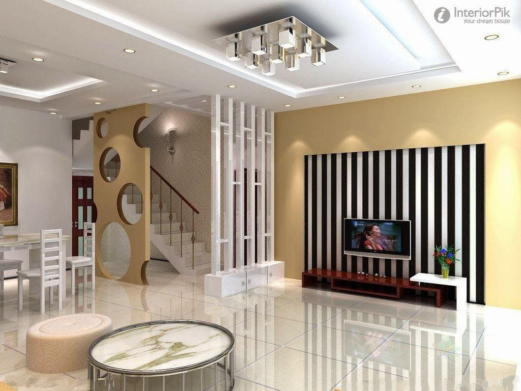 Image result for wooden partition designs between living dining ...