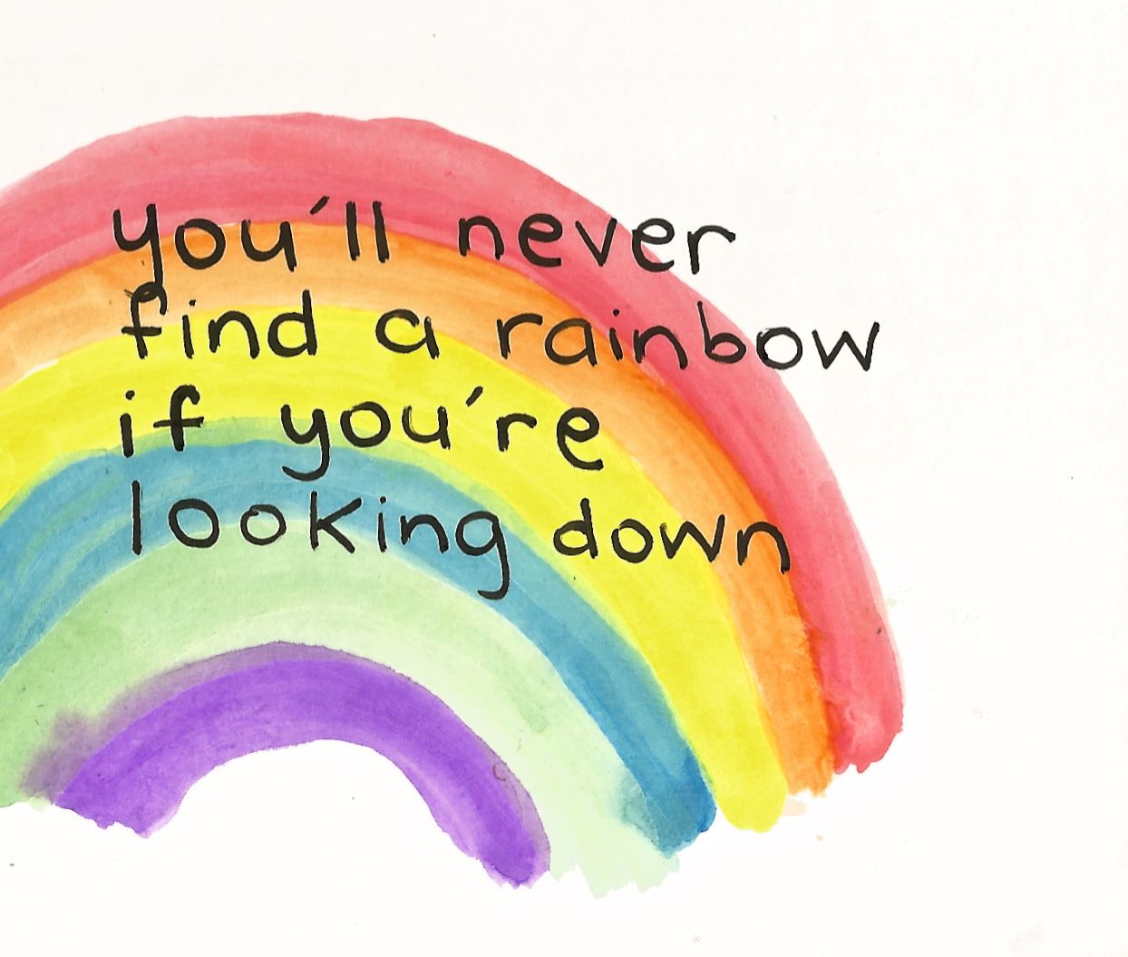 colorful happiness rainbow quote rainbow lesbian quotes