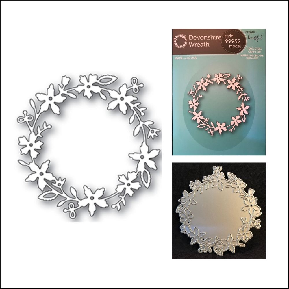 SPELLBINDERS WEDDING COLLECTION FAVORABLY SIMPLE GIFT BOX DIE CUTTING SET S5-259