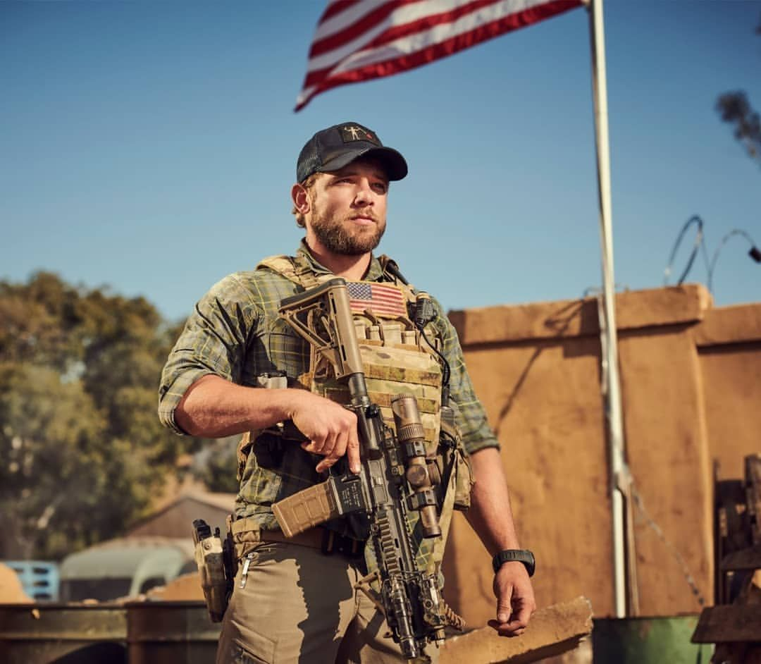 Clay Spencer Seal Team Season 3 Military Shows Special Forces Military Special Forces