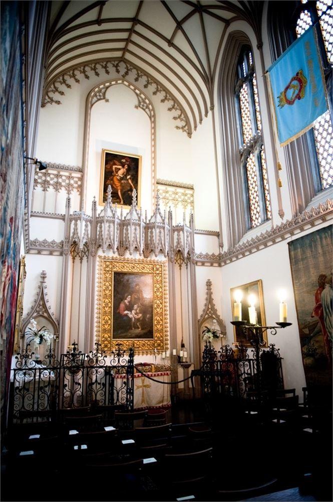The Chapel Castle wedding venue, Stunning wedding venues