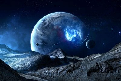fantasy planets wallpaper requiem temple pinterest planets