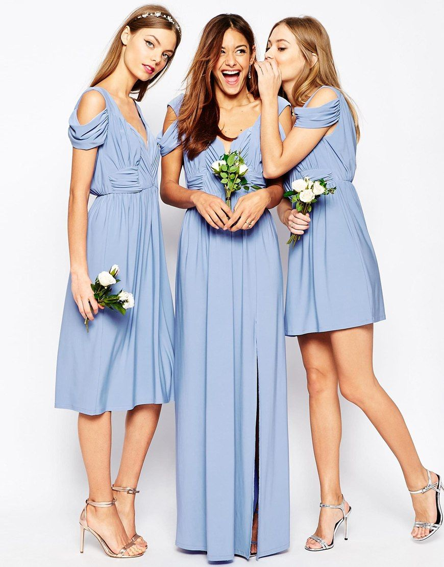 Light blue bridesmaid dresses weddings wedding dress and wedding pretty light blue bridesmaid dresses for elegant blue wedding parties choose from mint ice ombrellifo Image collections
