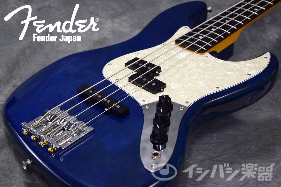 [Used] FENDERJAPAN fender Japan / JB62PJ / BD / MHTBL [Sannomiya Kobe]