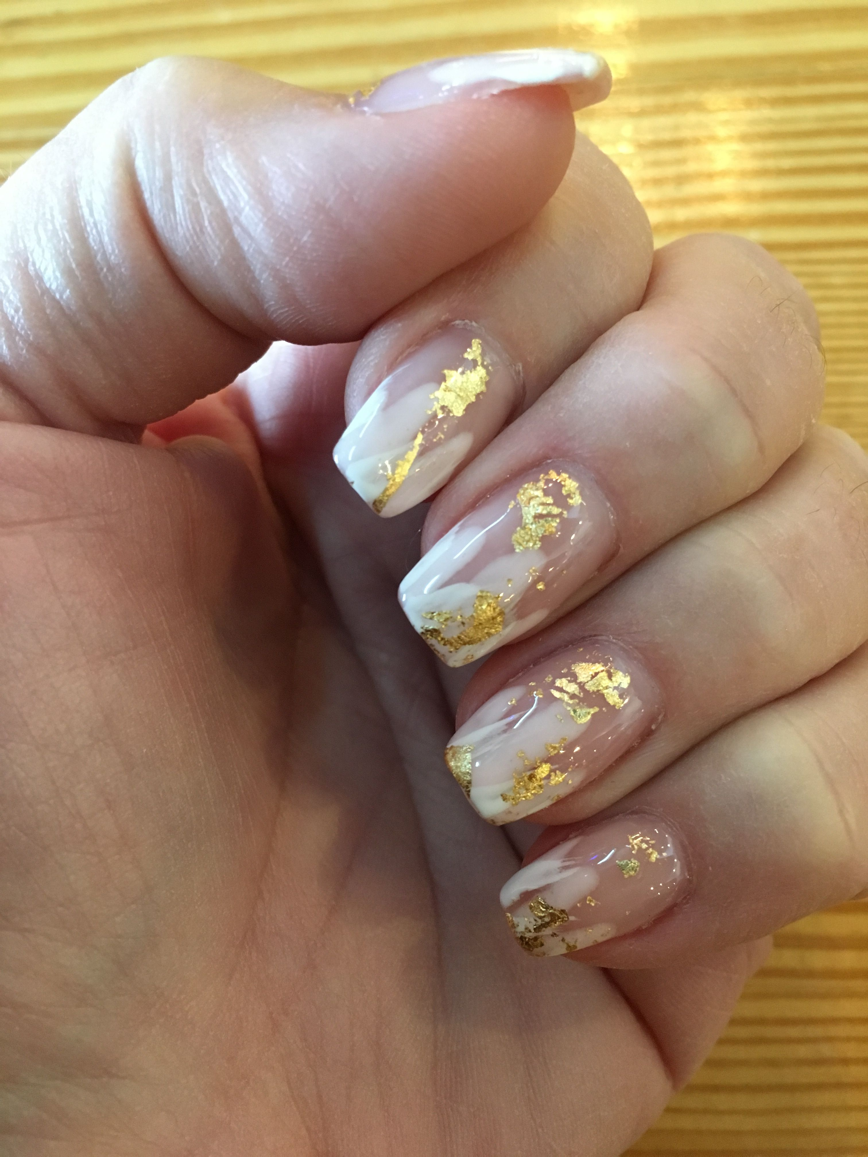 Abstract art futuristic nail designs glam nails nails