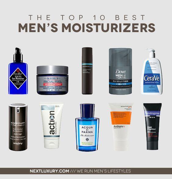 best skin lotion for men