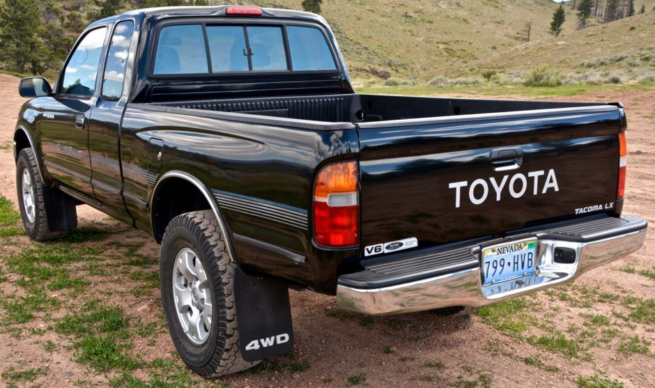 1997 Toyota Tacoma T100 My Life In Cars Pinterest And