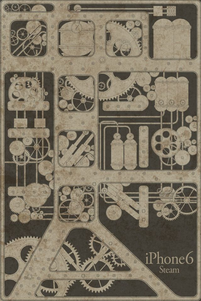 Steampunk Iphone Wallpaper Yes