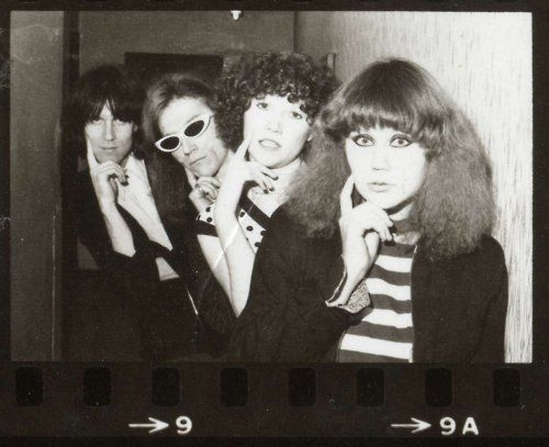 The Cramps 1977