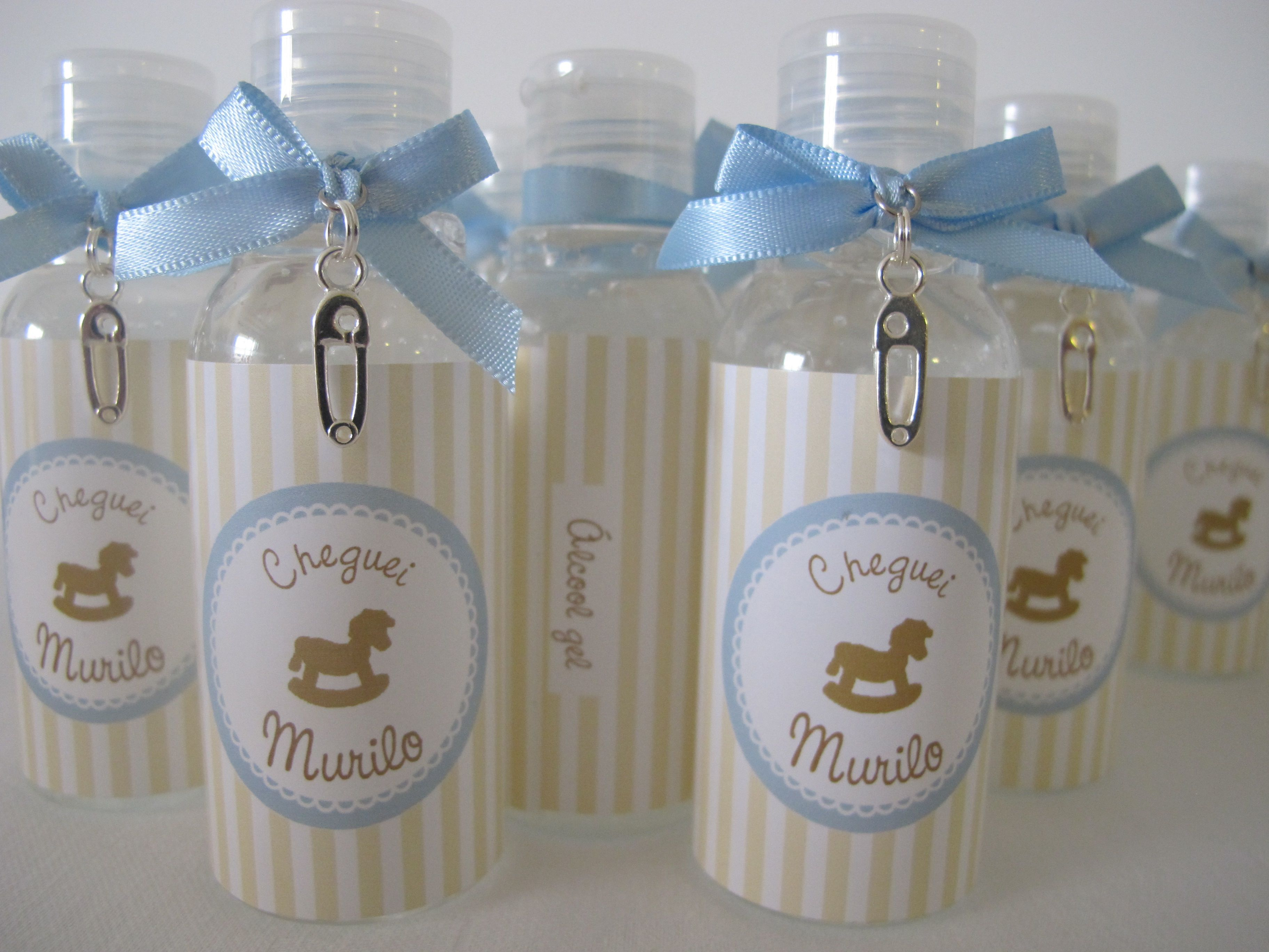 Favoritos Lembrancinha Maternidade] - álcool gel | Para nosso bebê - Quarto  JC89