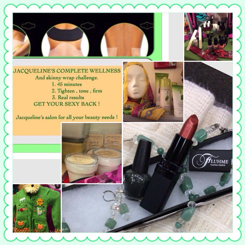 Jacqueline's salon complete beauty and wellness. Www.jacquelinesnews.com