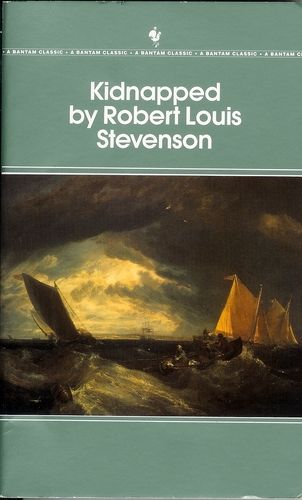 kidnapped robert louis stevenson essay Robert louis stevenson[1] was born at edinburgh on the 13 november 1850 his father, thomas, and his grandfather, robert, were both distinguished light-house engineers and the maternal grandfather, balfour, was a professor of moral philosophy, who lived to be ninety years old.