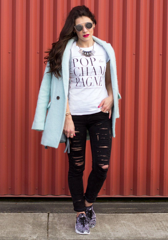 nike air huarache skinny jeans