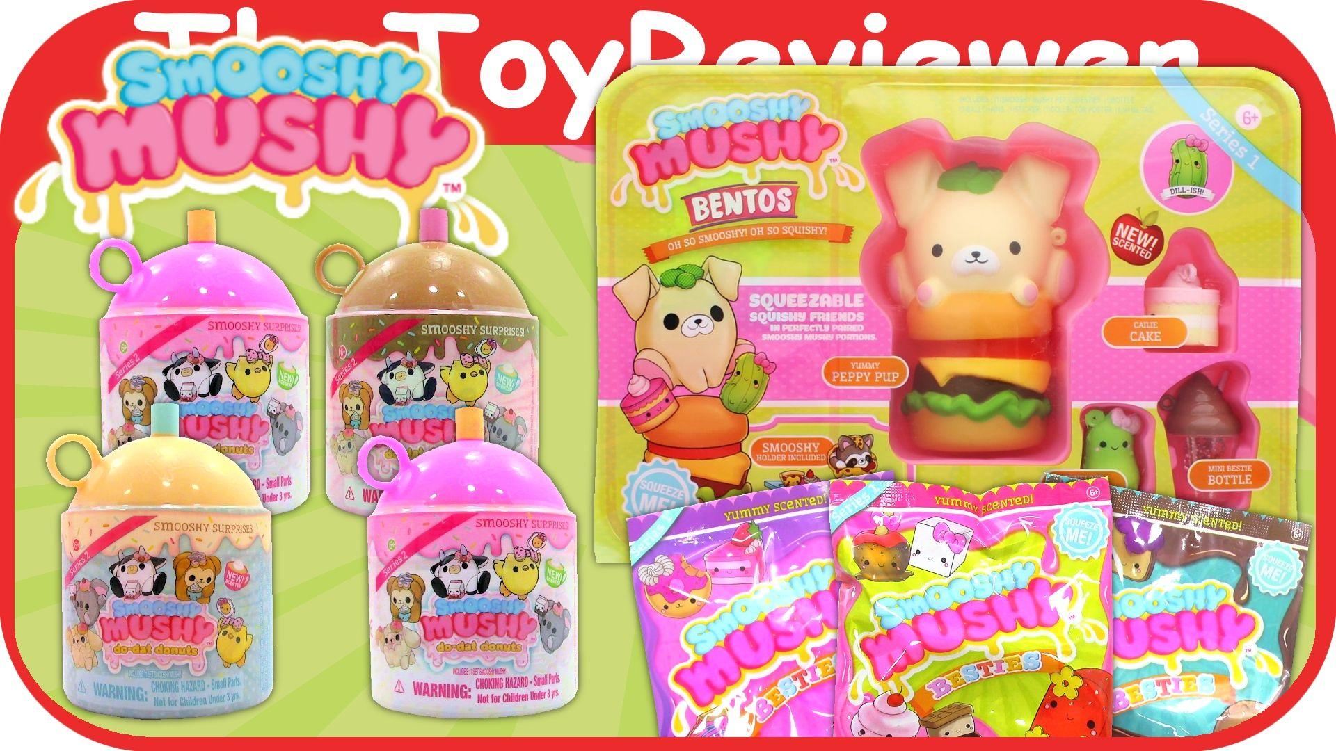 NEW Smooshy Mushy Do-Dat Donuts Surprise Pack Series 2