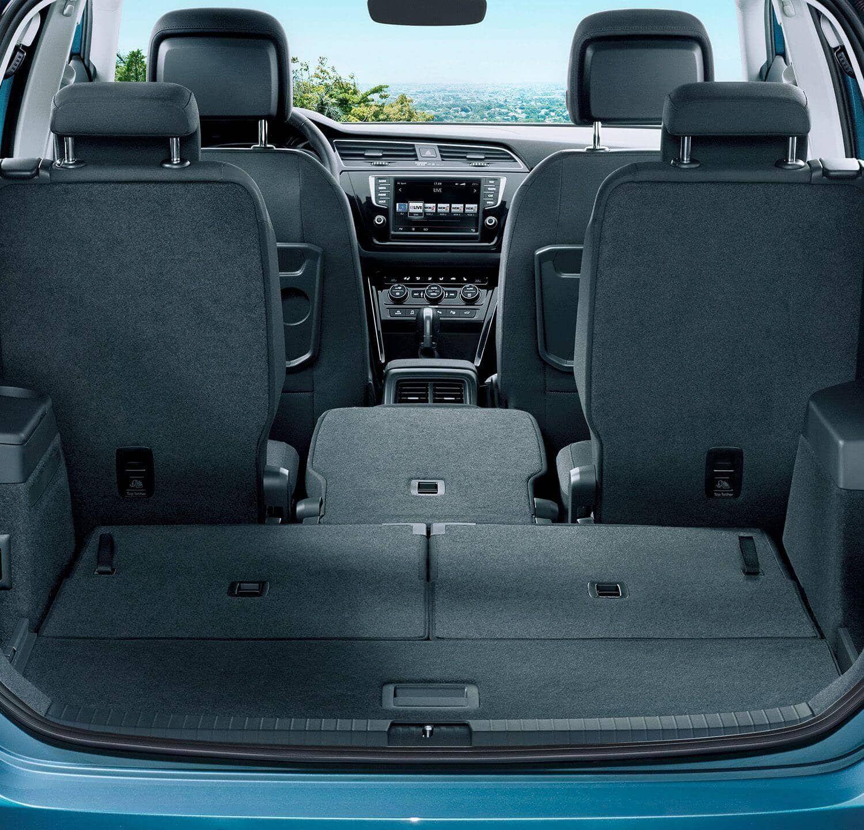 Volkswagen Nouveau Touran 2016 modulable