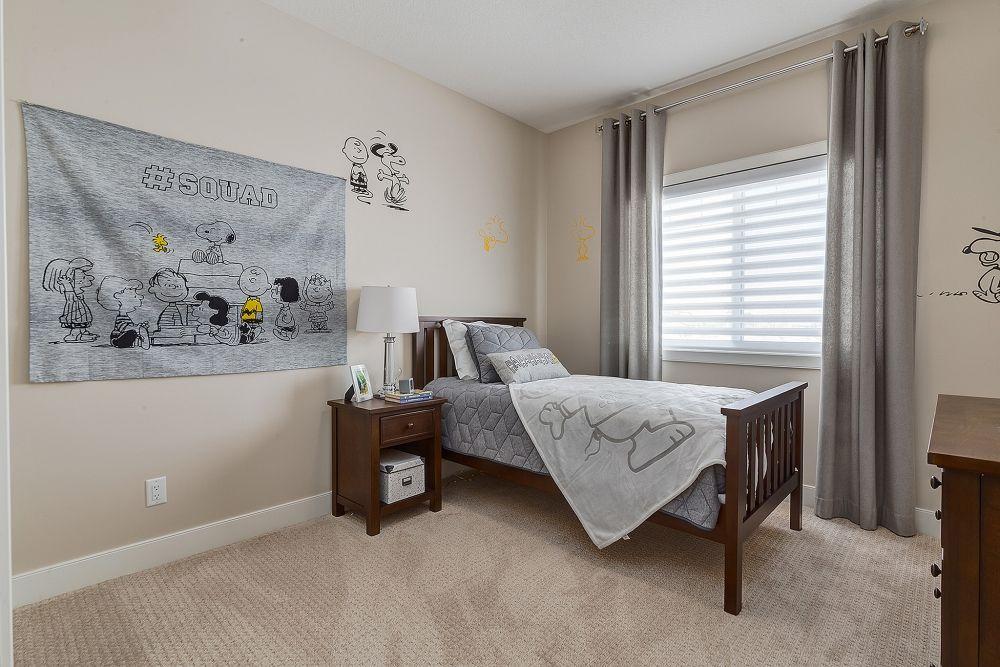 Gentil Charlie Brown Kids Theme Bedroom Inspiration | Baldwin Bedroom By Excel  Homes #excelhomes #homedecor