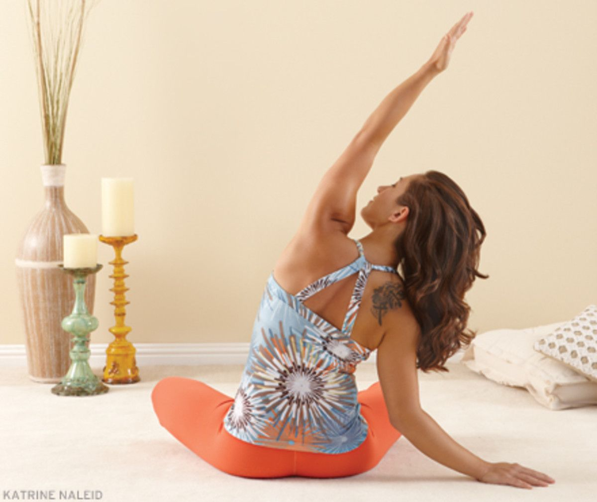 Back on Track  Daily Poses to Ease Back Pain  Yoga Stress relief