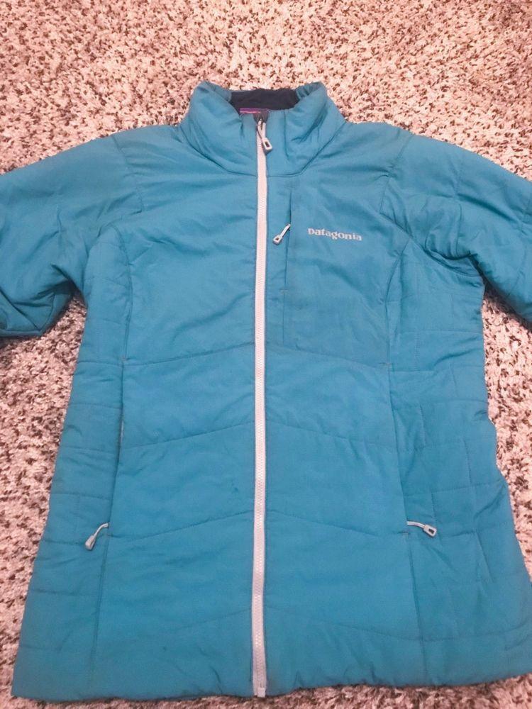 Womens Patagonia Nano Air Jacket Epic Blue Small