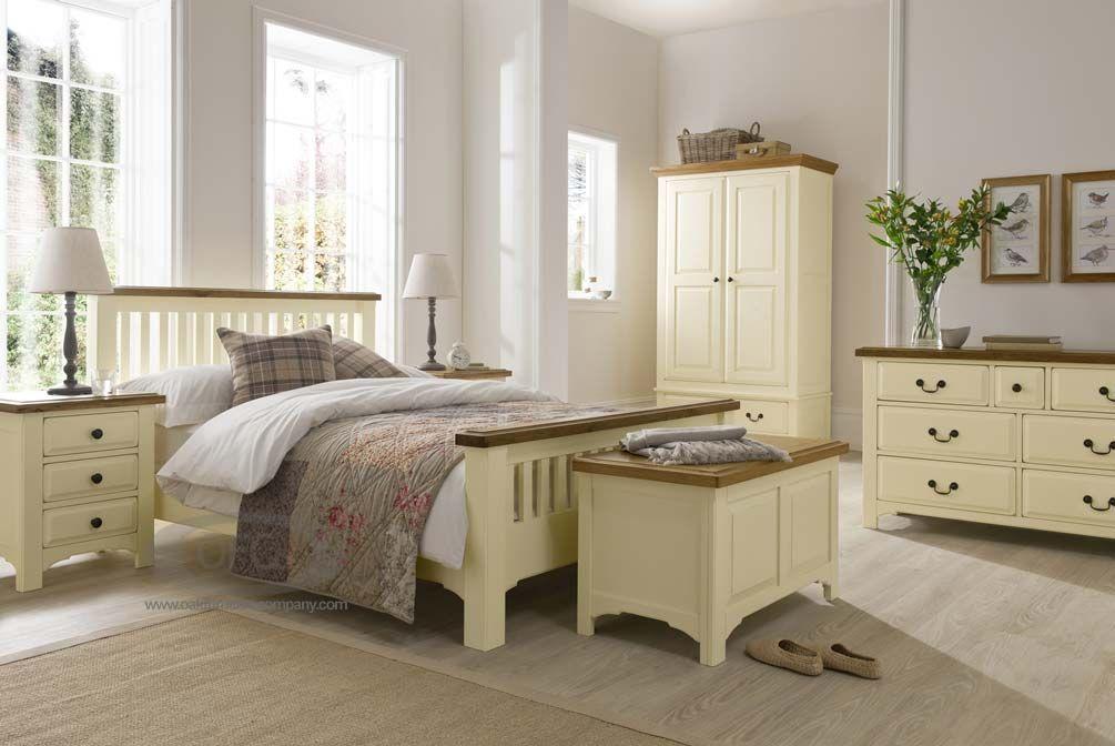 New England Painted Oak Bedroom Furniture Best Of
