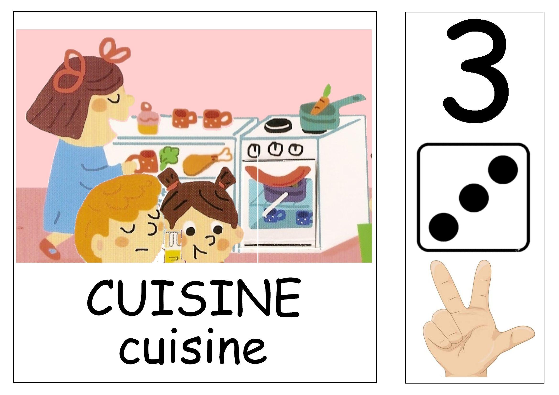 Les affichettes pour les coins et ateliers outils pour l - Atelier cuisine maternelle ...
