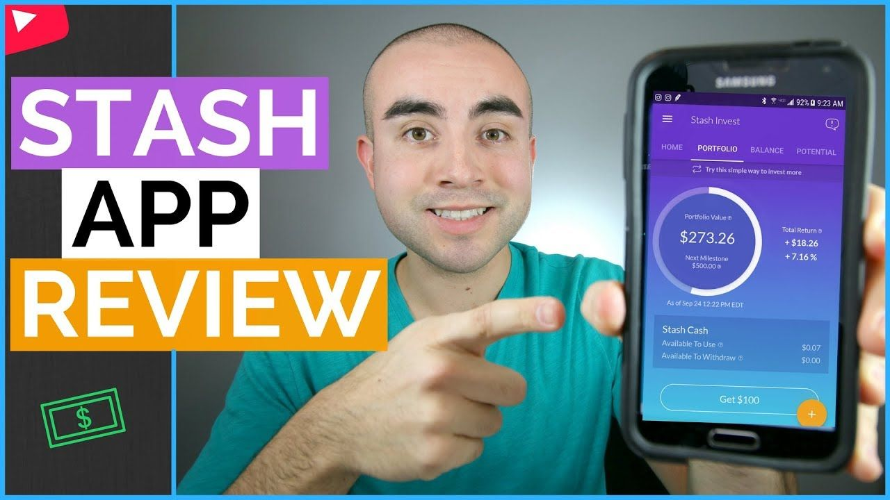 Stash Invest App Review Is Stash Invest Good