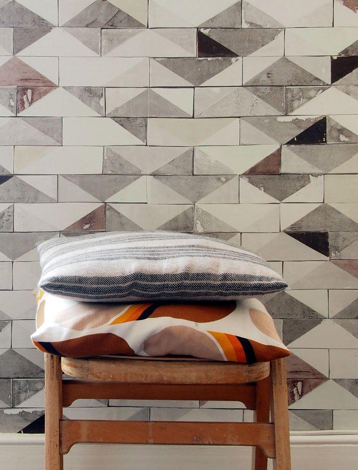 Tile And Decor Denver Going Overground Tile Wallpaper 3  Patterns  Pinterest  Dark