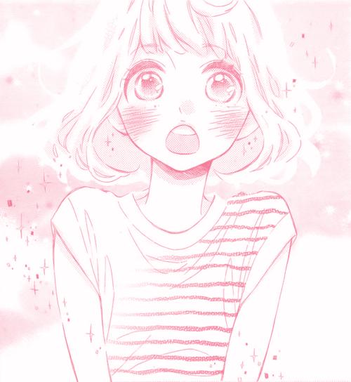 Pin On Pink Manga