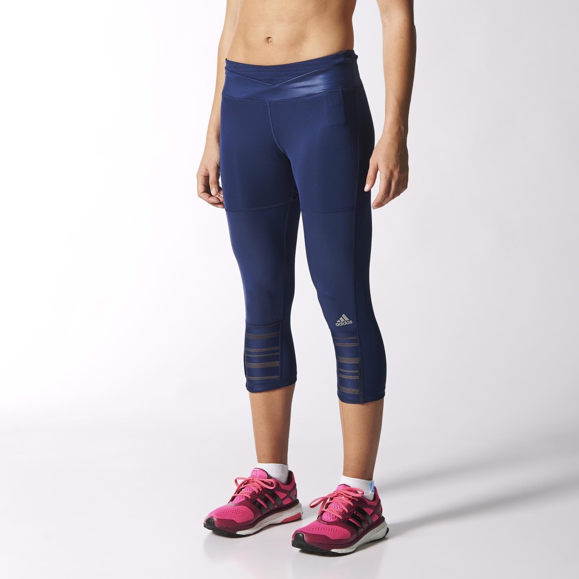 03c7b4b104b4d adidas - Supernova Three-Quarter Tights | Adidas gear | Adidas ...