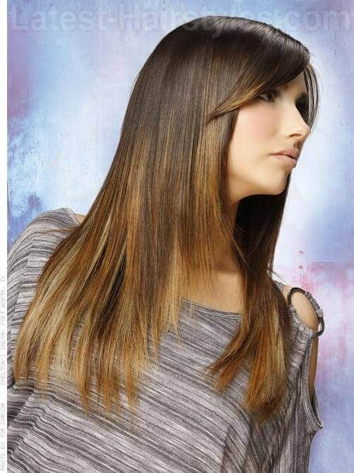 18 Greatest Long Hairstyles For Women With Long Hair In 2020 Straight Hairstyles Long Straight Hair Hair Styles