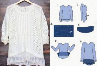 Ткани для летнего платья и летних блузок. Из какой ткани 50