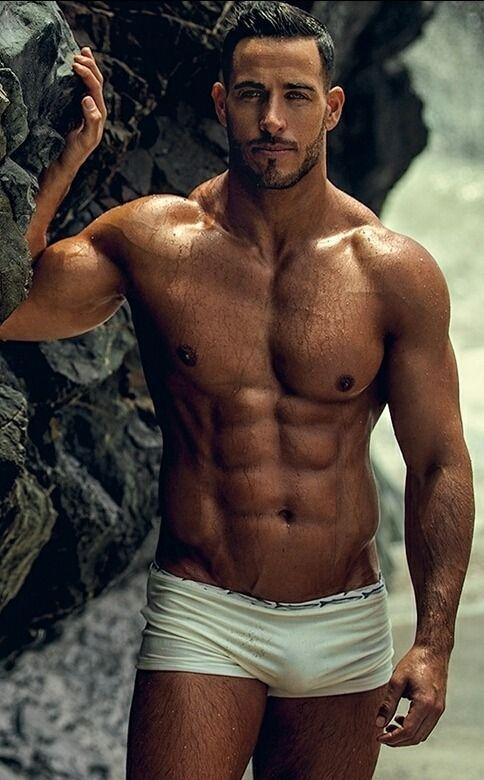 Stars Nude Muscle Hunk Men Photos