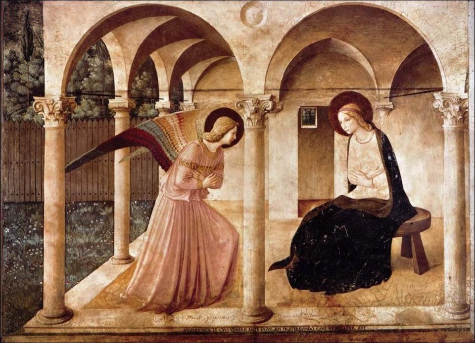 The Annunciation\