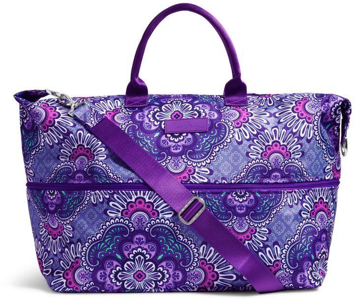 Lighten Up Expandable Travel Bag