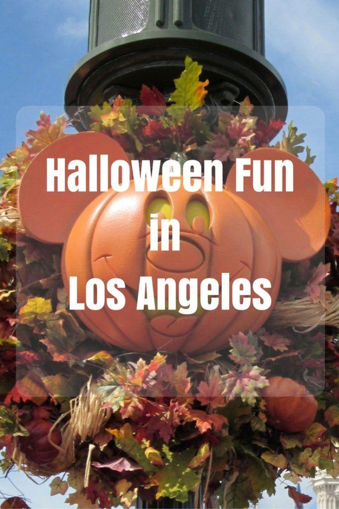 Spooktacular Halloween Events Los Angeles Locals Should Do