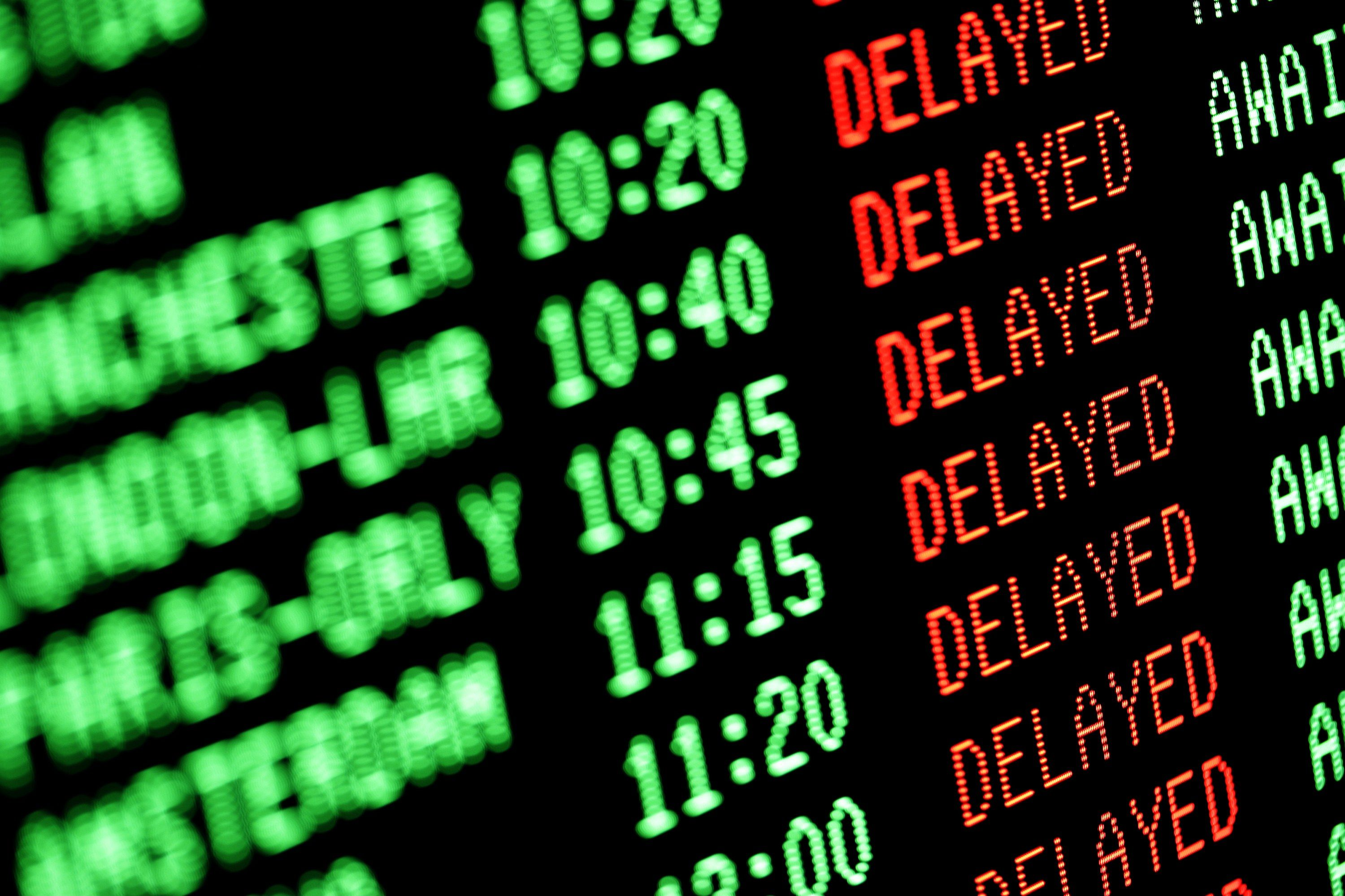 This Free App Helps You Get Paid for Flight Delays
