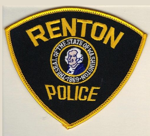Renton Pd Wa Police Police Patches State Police