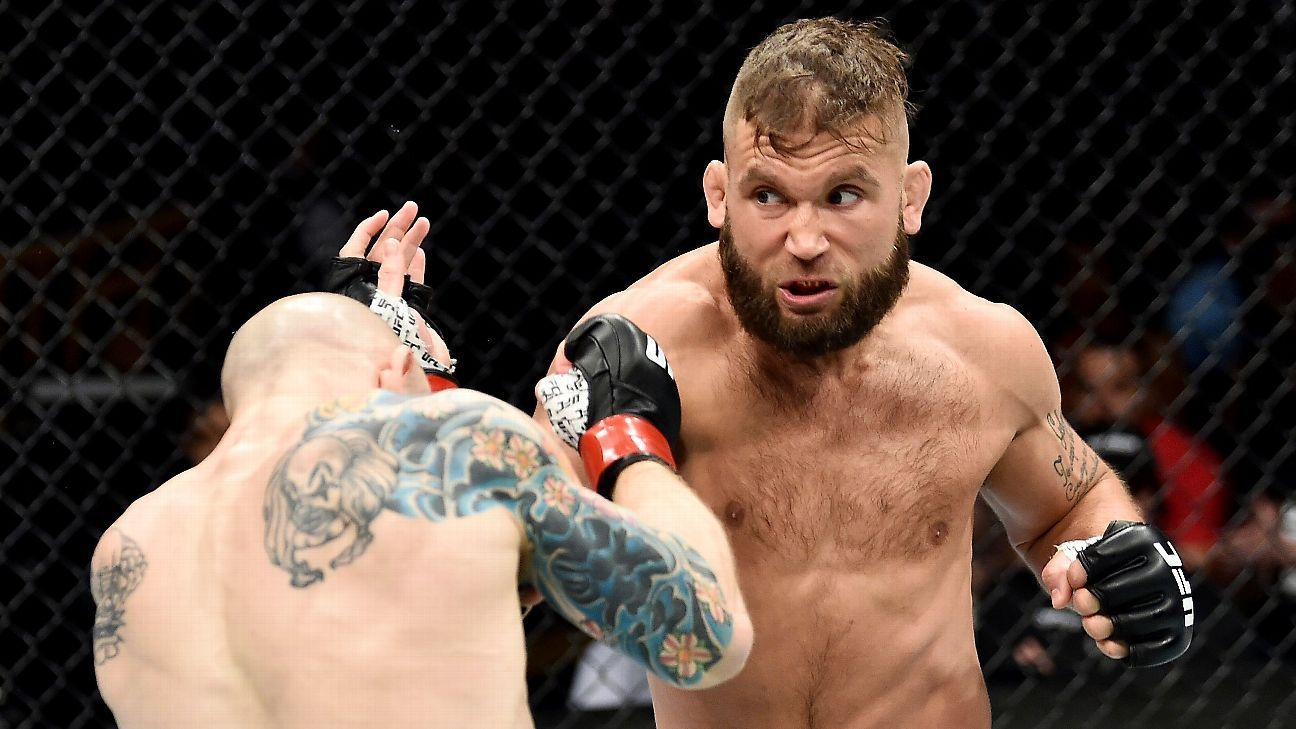 Altitude Is Real Why One Ufc Fighter Spent Nearly 30k To Train In 2020 Ufc Fighters Jeremy Stephens Mma