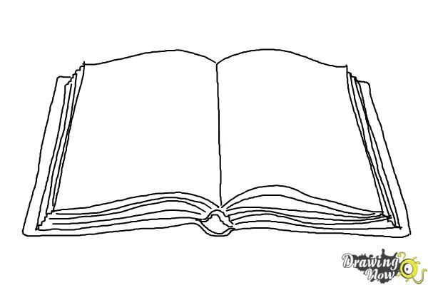Open Book Drawing Google Search Open Book Drawing Open Book Tattoo Book Drawing