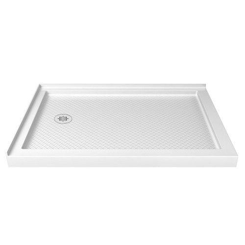 Slimline 48 X 36 Double Threshold Shower Base With Images
