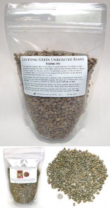 100/% Pure Authentic Sumatra Aceh Gayo Arabica Kopi Luwak Civet Unroasted Green Coffee Bean 4 Oz