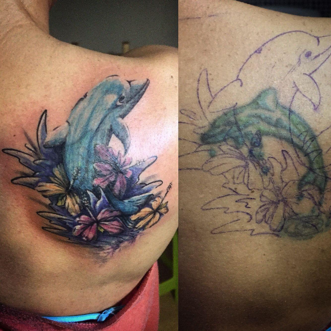 delfin tattoo