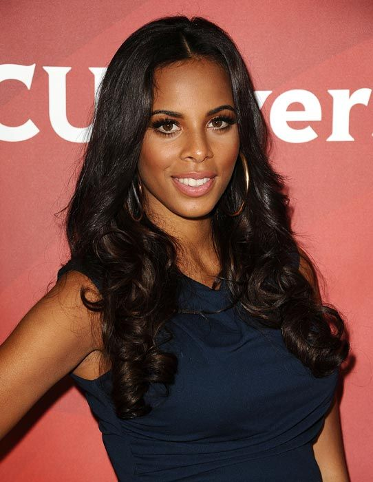 Pin By Mabie Kimba On Celebrity Sew In Hairstyles Black Women