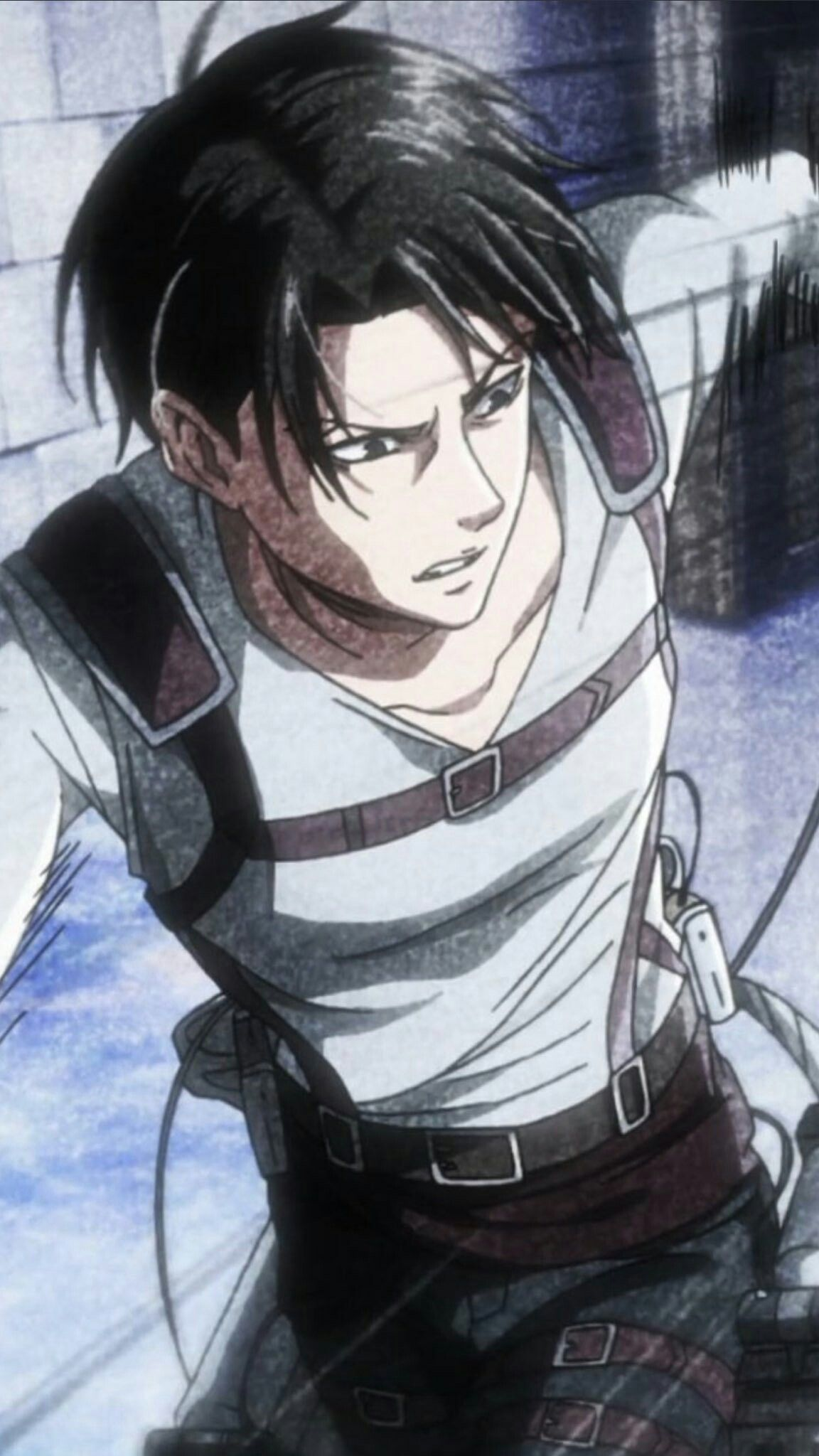 Levi Ackerman AoT season 3 (With images) Attack on