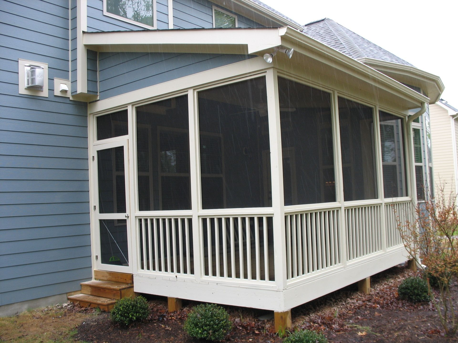 Raleigh Nc Window Screens And Screened Porch Screen